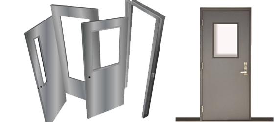 Metal Security Doors  sc 1 st  Doege Development & Best Types of Commercial Security Door Protection | Doege Development