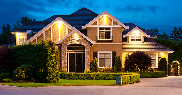 home-at-night | Building Permit