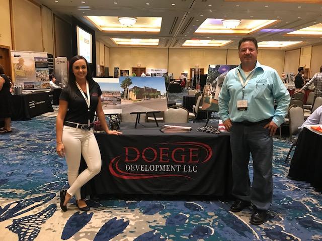 Doege Development at the 2018 General Contractors Expo