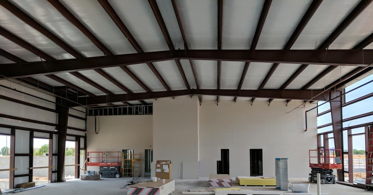 Warehouse Construction Featured Image - Doege Development